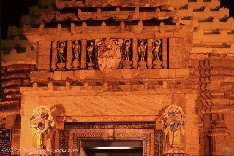 Jagannath Puri-Lion's Gate or Singha Dwar