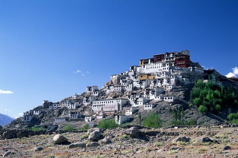 """Ladakh Monastery"" by Original uploader Michael Hardy at en.wikipedia"