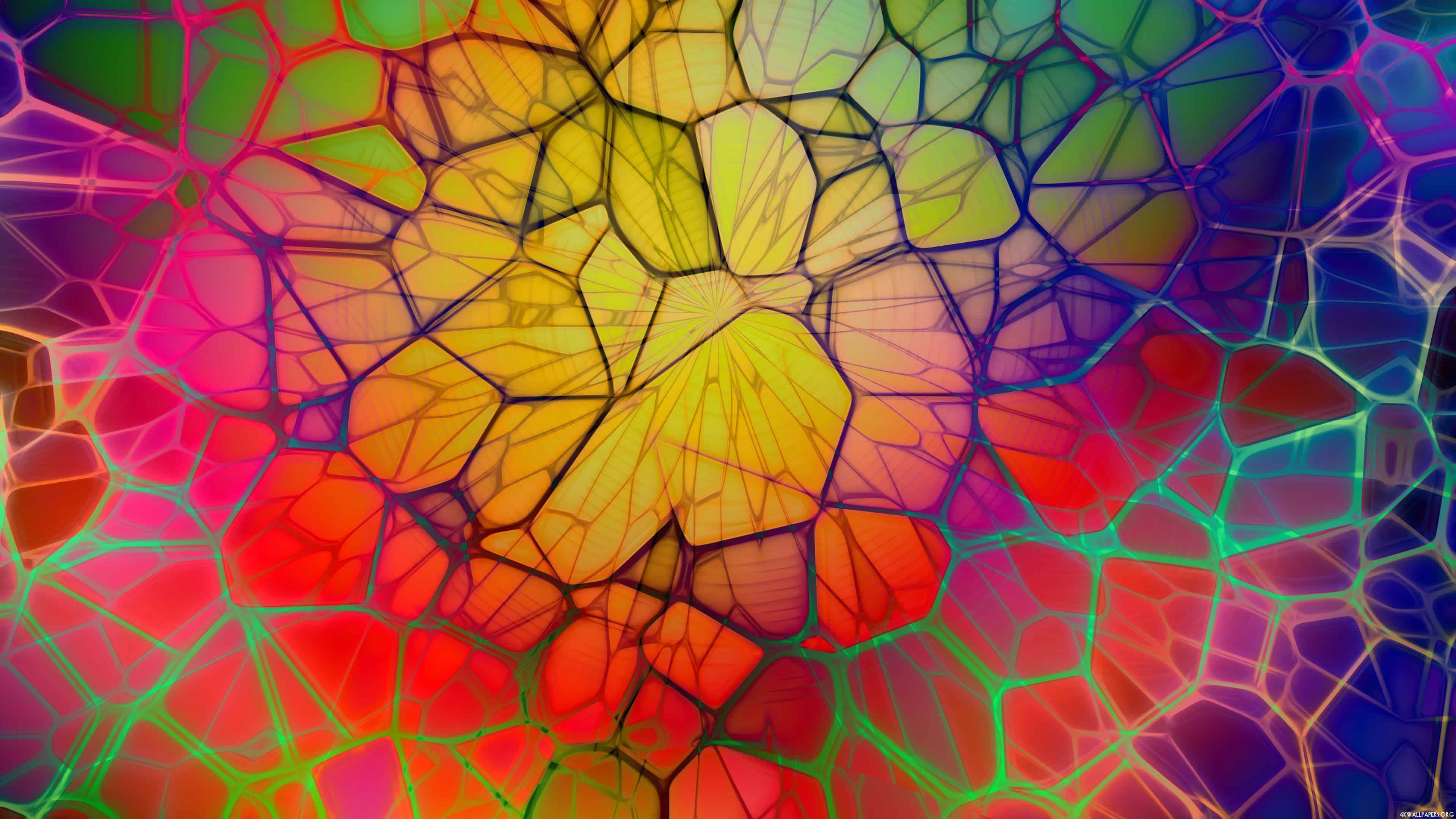 Colorful Kaleidoscope UHD 4K Wallpaper   Pixelz colorful kaleidoscope uhd 4k wallpaper