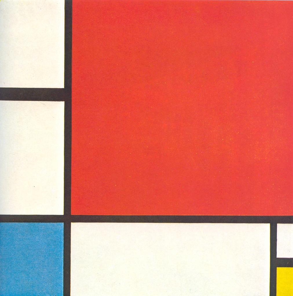 Piet Mondrian - blog PIXERS