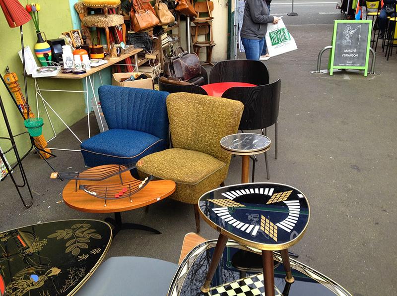 Targ staroci w Paryżu - PIXERS blog