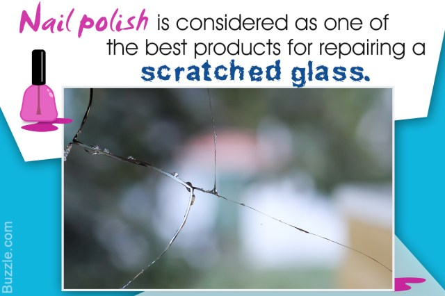 How to Repair Scratched Glass Using Really Simple Methods - Home