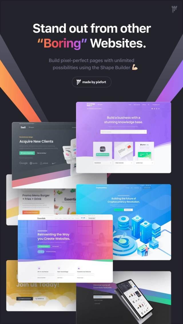 Essentials | Multipurpose WordPress Theme - 61