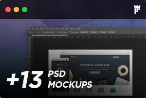 FLATPACK – Landing Pages Pack With Page Builder - 27