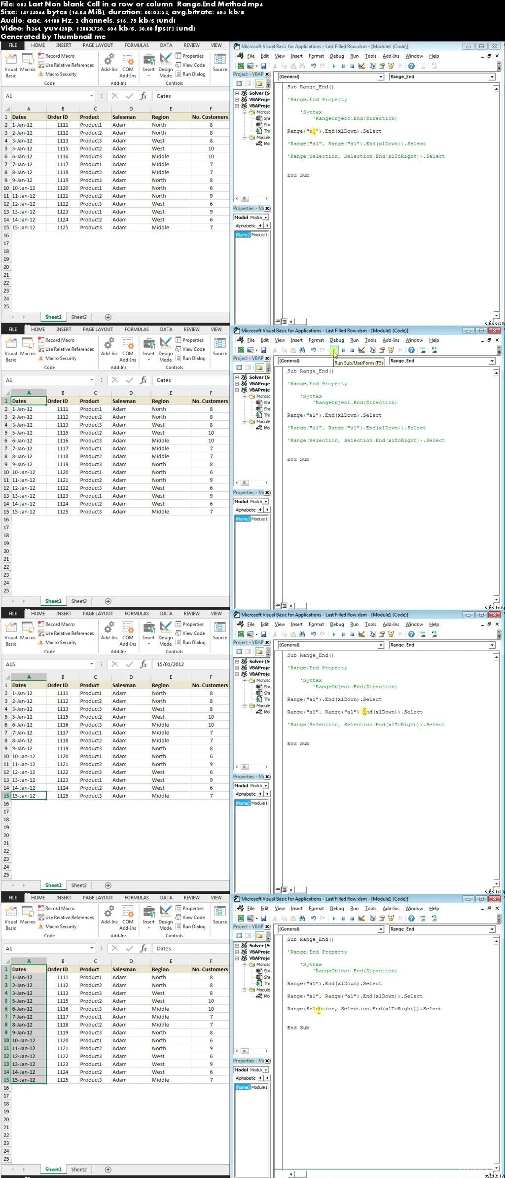Excel Vba Complete Understanding Of Vba Components Avaxhome