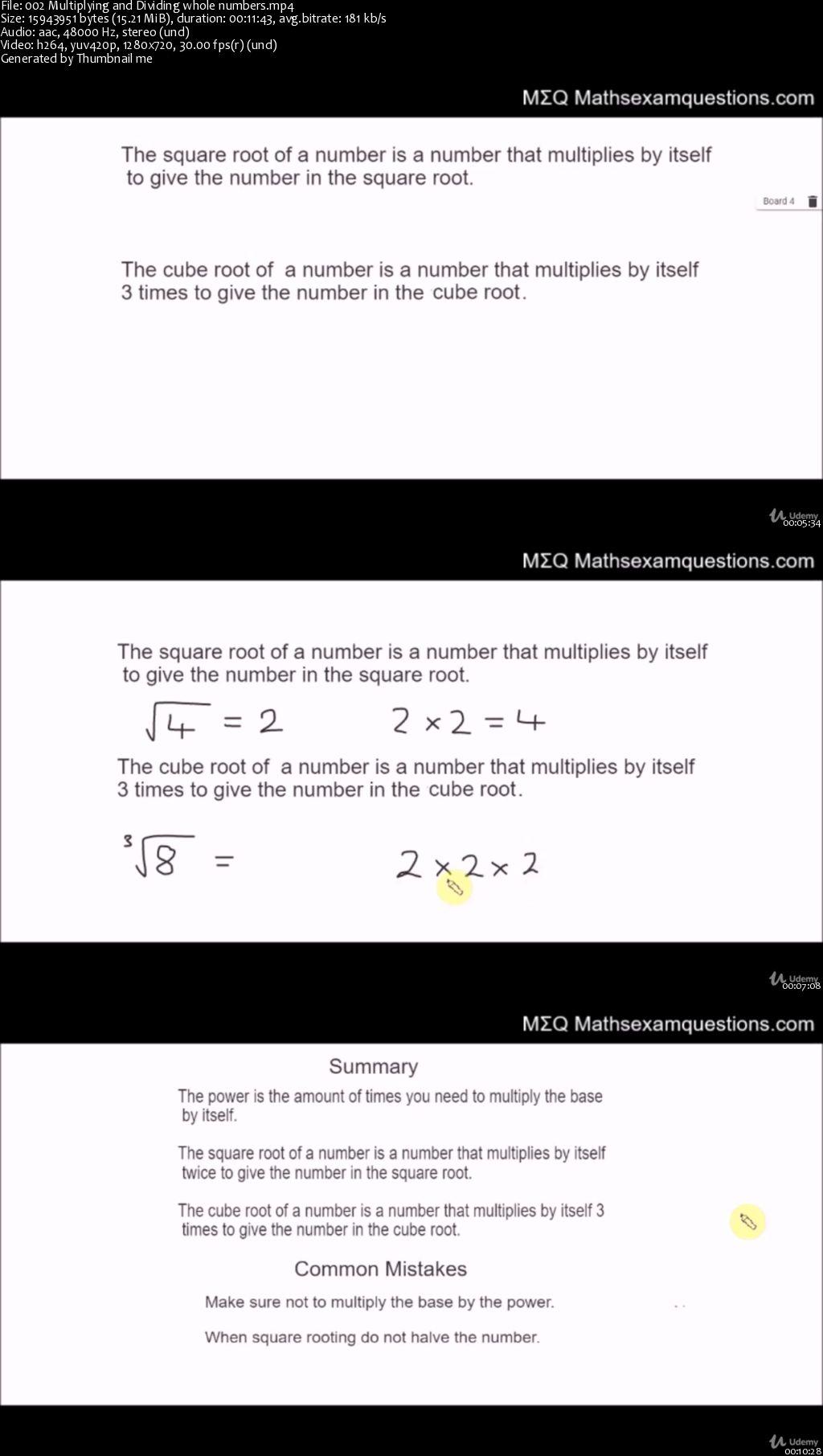 Gcse Igcse Maths 9 1 Grade 1 And 2 Topics Avaxhome