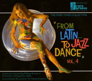 From Latin… To Jazz Dance, Volume 4 (2003)