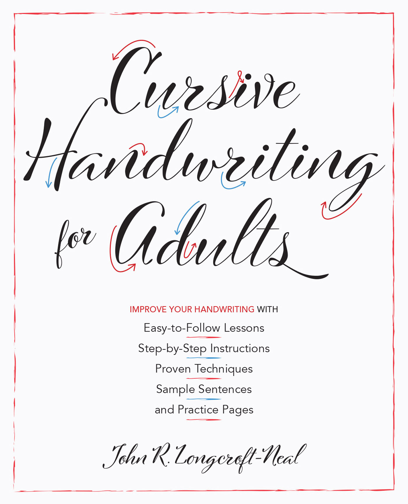 Cursive Handwriting For Adults Easy To Follow Lessons