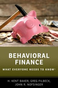 Behavioral Finance (What Everyone Needs to Know)