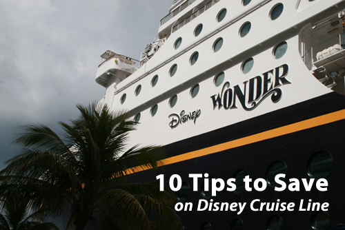 10 tips to save on Disney Cruise Line
