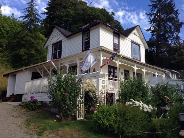 Goonies House Astoria Oregon