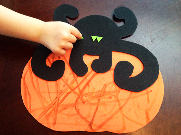 DIY Pumpkin Craft 4