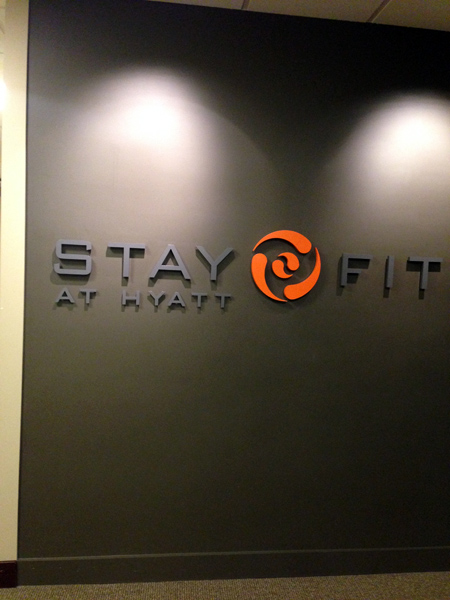 Stay Fit Hyatt Bellevue