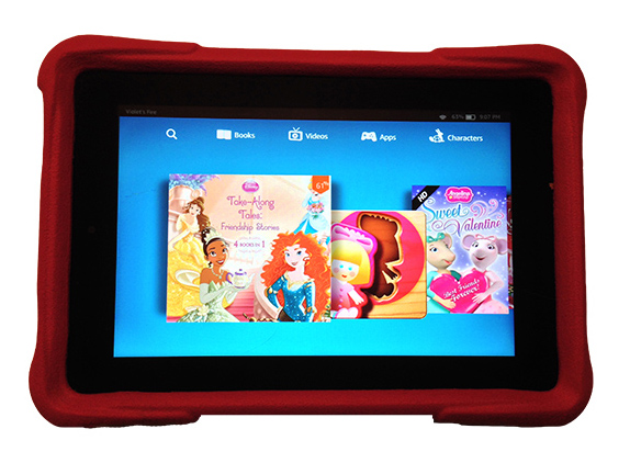 Kindle Fire HD7 Kids Edition