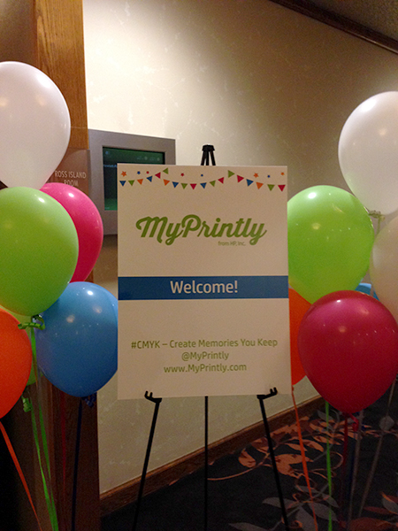 MyPrintly event Portland