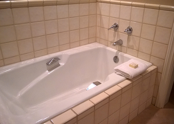 Rancho Bernardo Inn Tub