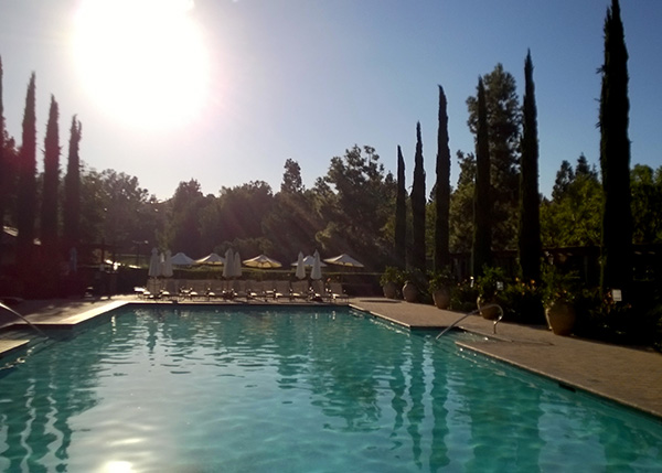 Rancho Bernardo Inn Spa Pool