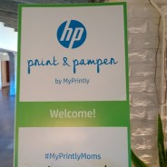 HP Print & Pamper Retreat Trip Report – Day 1!