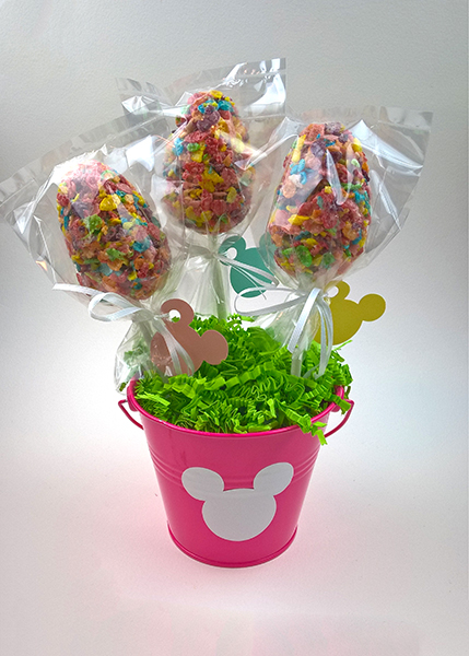 Mickey Easter Party Favor Treat Centerpiece