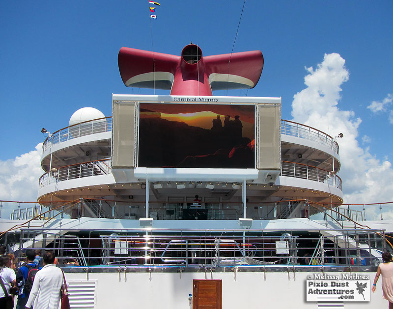 Carnival Victory Tour Amp Updates Pixie Pointers