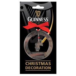 Guinness Christmas Toucan Decoration
