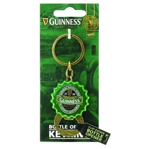 Guinness Ireland Flipdown Keyring