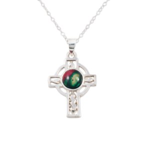 Celtic Cross Silver