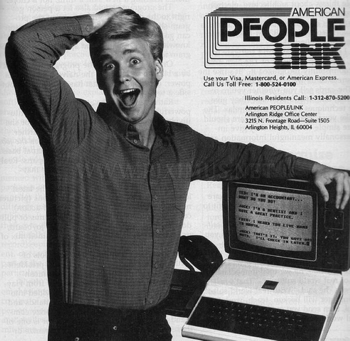 Vintage Computer Ads Others