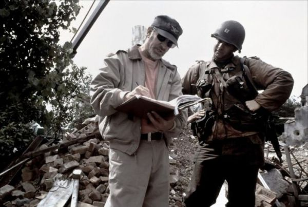 Incredible Images And Behind The Scenes Photos From Saving Private Ryan