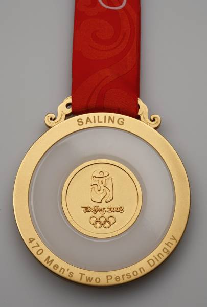 A Look Back At How Olympic Gold Medal Designs Have Changed