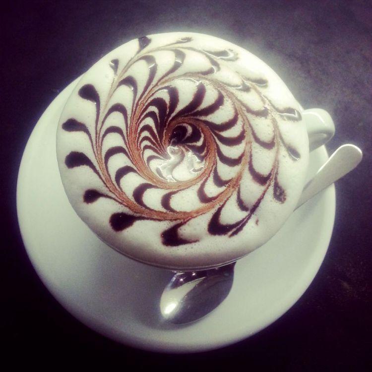 latte-art