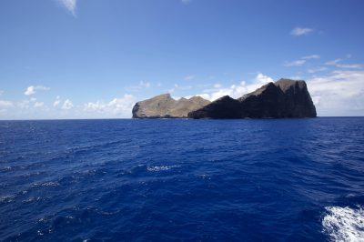 Free picture: big, rock, island, ocean