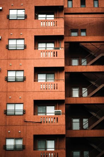 Free Picture Urban Windows Apartment Apartments