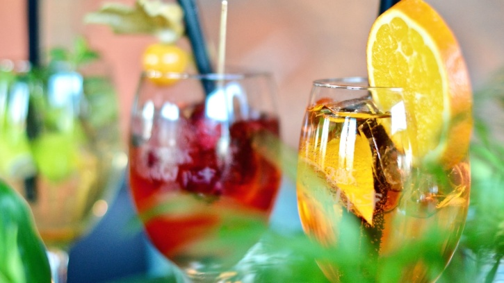 Foto gratis: bevanda rinfrescante, frutta, vetro, cocktail