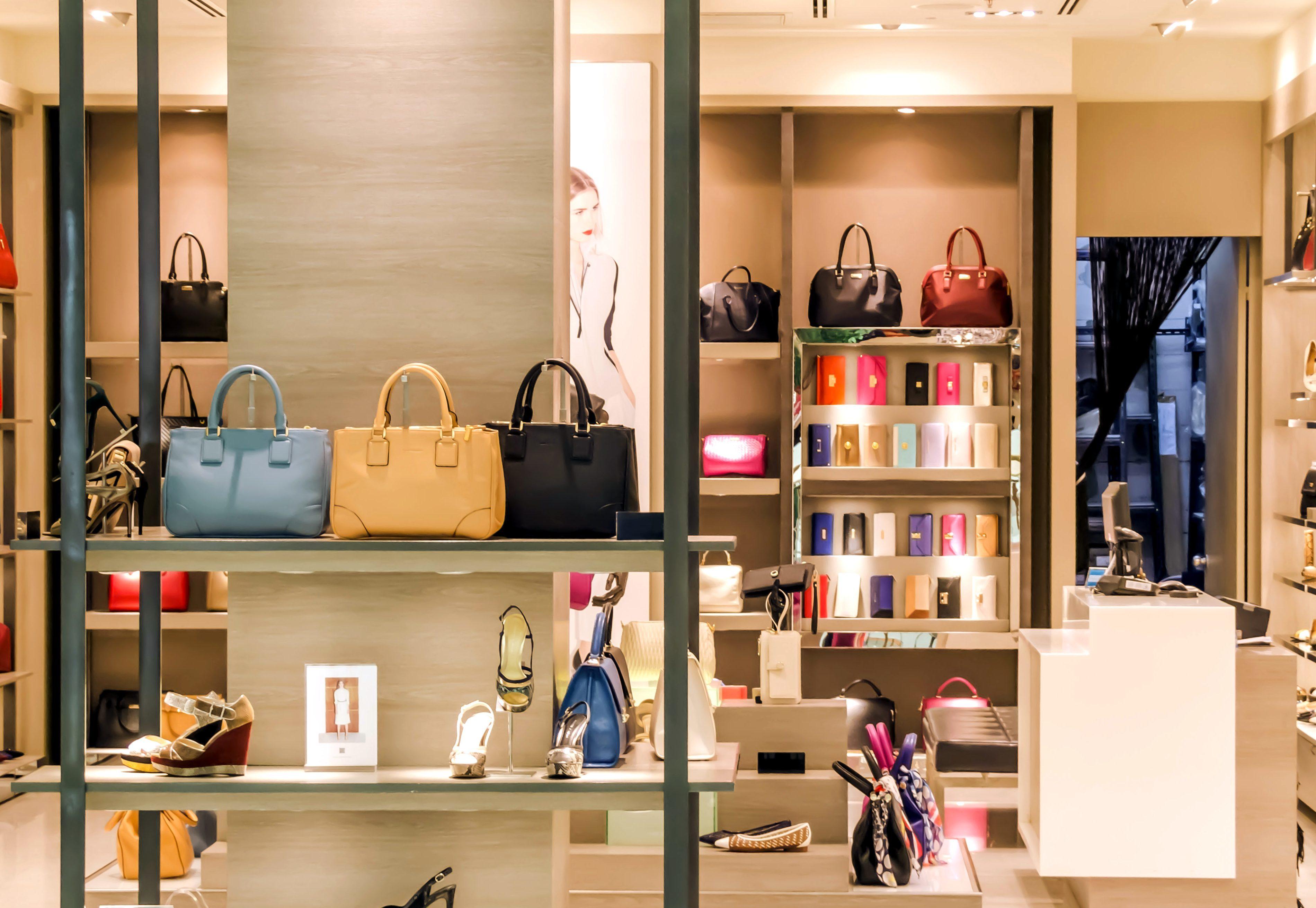 Free Picture Luxury Fashion Wardrobe Bags