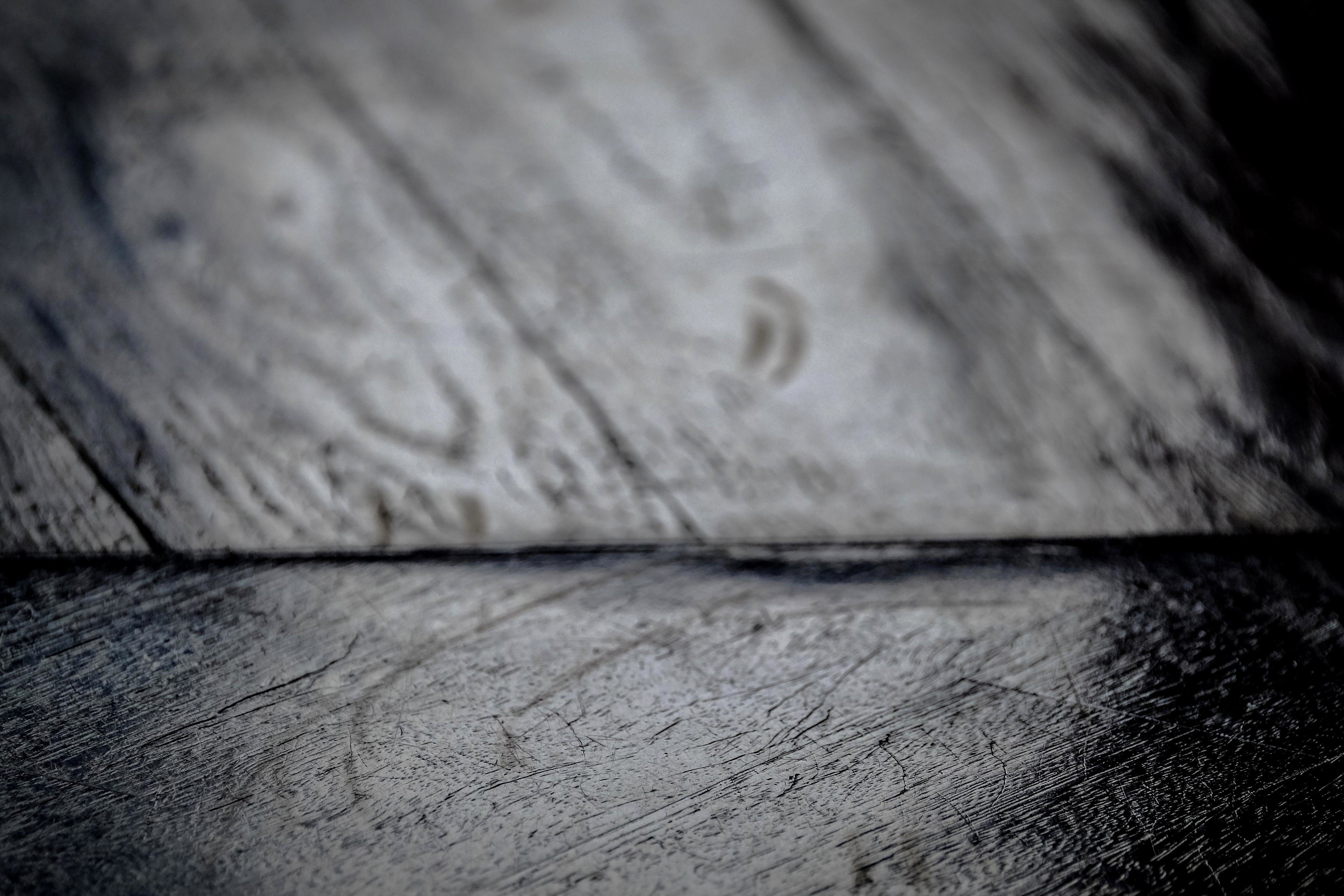 Free Picture Black Wood Texture