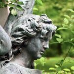 Kostenlose Bild Engel Skulptur Statue Garten Engel
