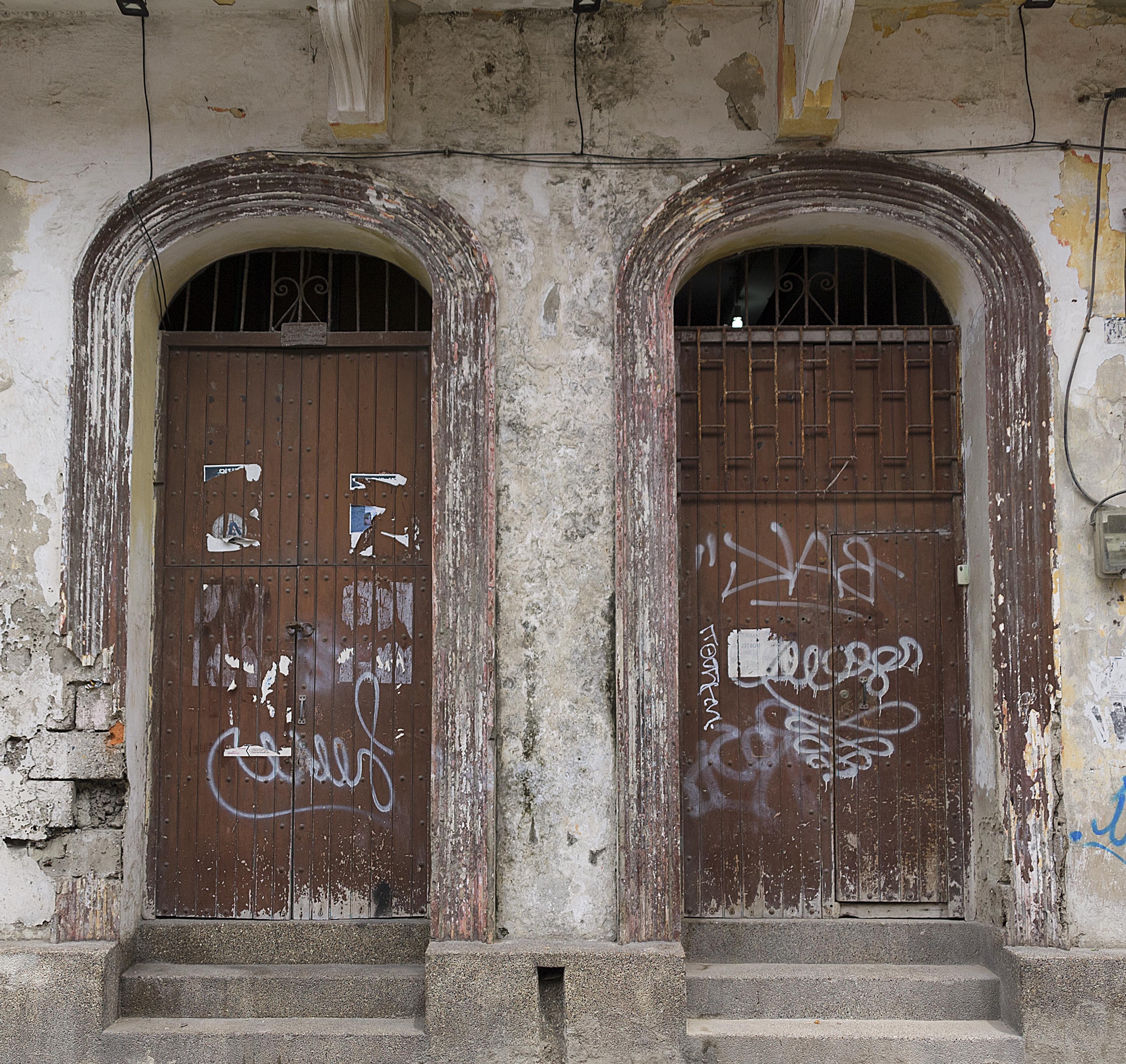 Free Picture Architecture Door Entrance Old Doorway
