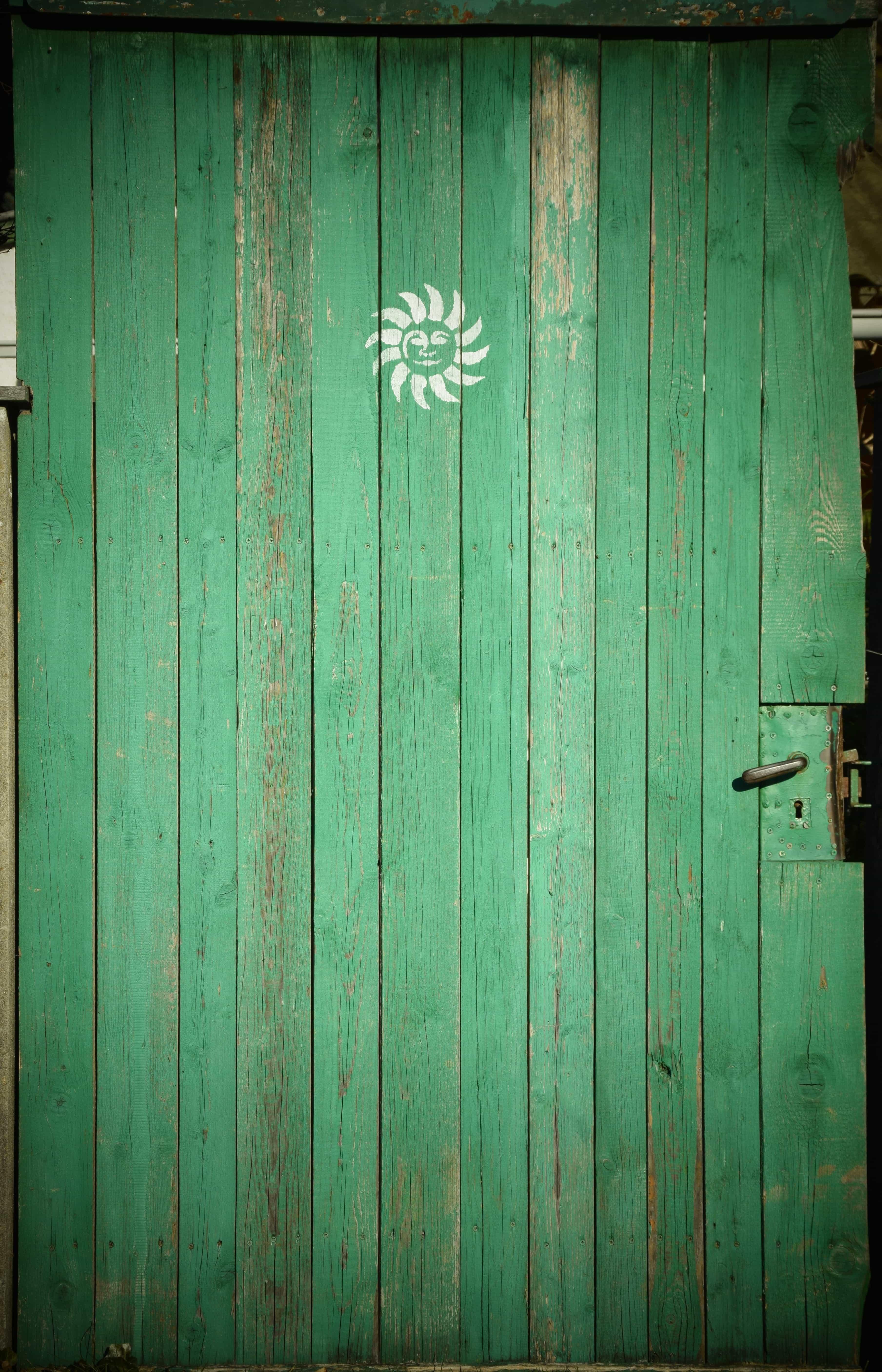 Free Picture Wood Front Door Texture Hardwood Retro