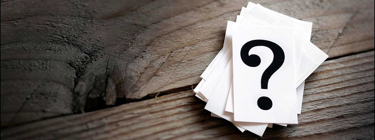 Question mark - 20 Easy to Use WordPress SEO Tips, Tricks, and Resources