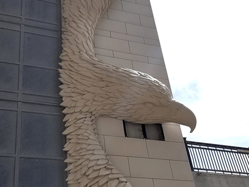 The Eagle Project by Numbus1