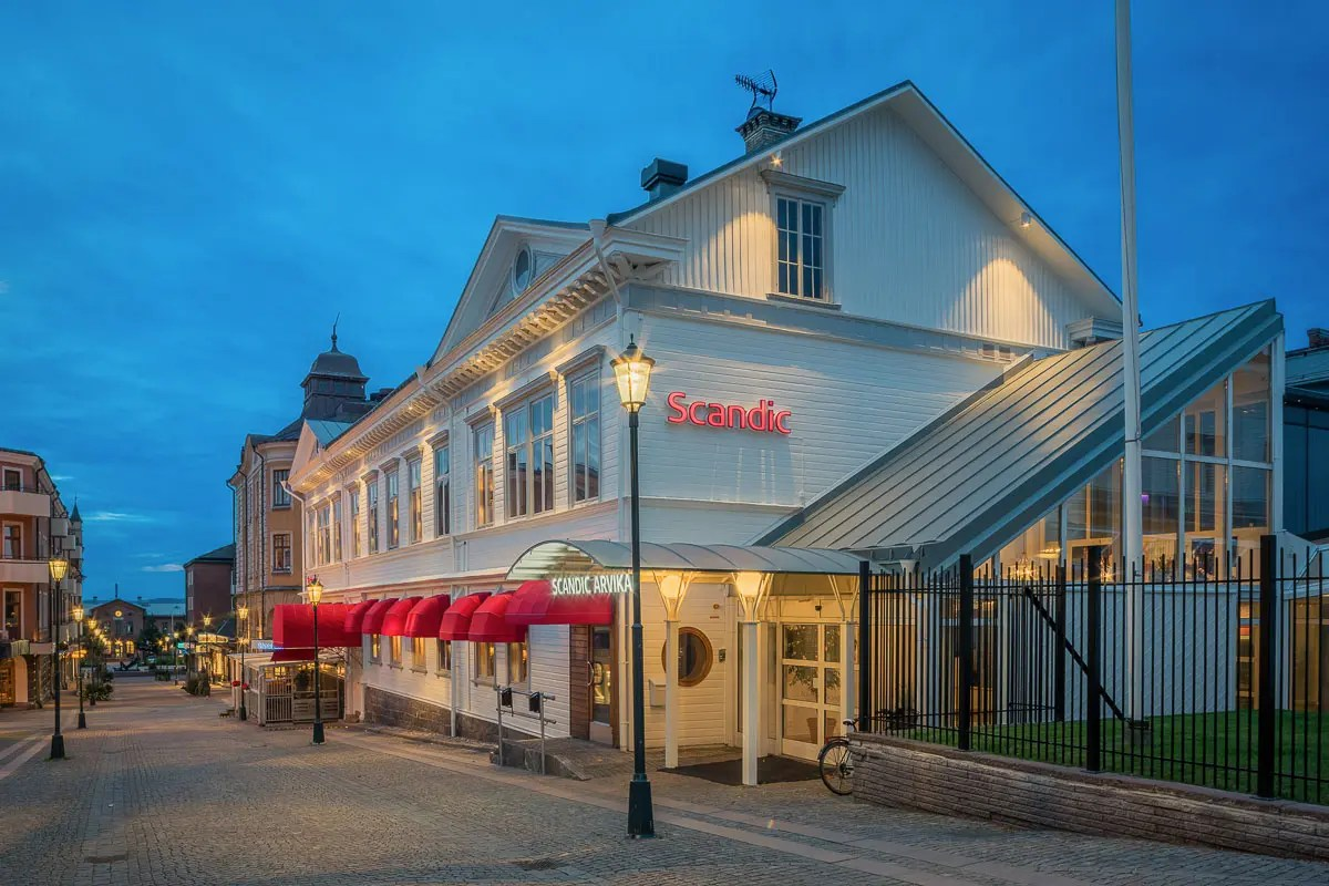 Bild av Scandic hotell Arvika