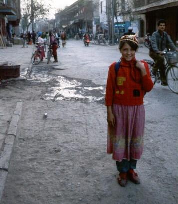 Uyghur Girl