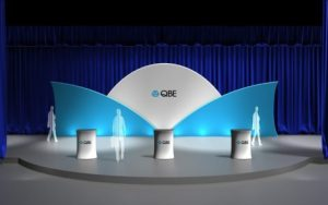 Stage-sets QBE