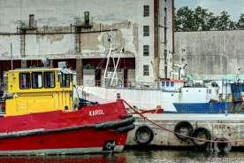 das Hafenflair