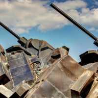 Am Museum der Panzerschlacht von Prochorowka (12 Bilder)