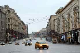 Die Twerskaja Straße