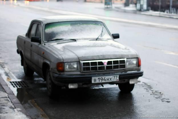 Wolga - GAZ 3102