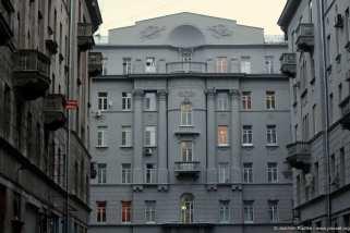 Sowjetische Architektur und...