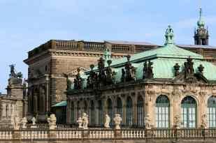 der Dresdner Zwinger